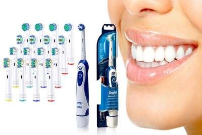 mejores cepillos de dientes electricos oral b