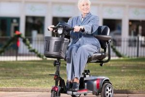 Top 5: Mejores Scooters para Ancianos