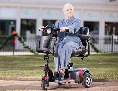 mejores scooter para adultos y ancianos